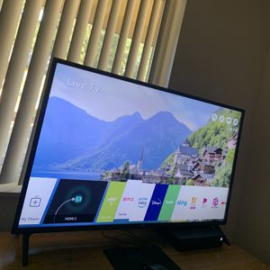 LG 55 inch 4K HDR TV for Sale in Bellevue, WA