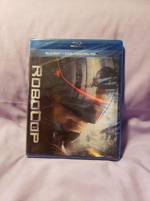 ROBOCOP Blu-Ray + DVD + Digital for Sale in Benton Harbor, MI