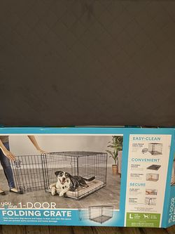 Large Dog Crate And Mat for Sale in Waxhaw,  NC