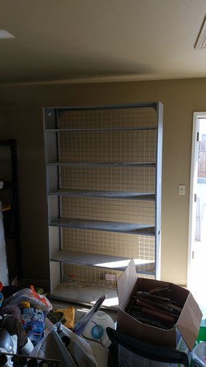 Storage Rack 2 of them $90 or $50 each for Sale in Clovis, CA