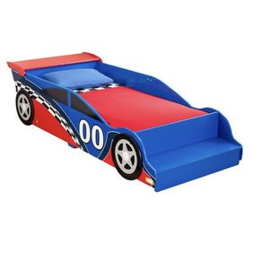 Beautiful, Wooden Car Bed For Toddler for Sale in Kennesaw, GA