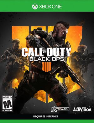 NEW Call of Duty Black Ops 4 Xbox One (Factory Sealed) for Sale in New York, NY