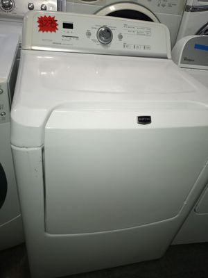 MAYTAG ELECTRIC DRYER WORKING PERFECT W/4 MONTHS WARRANTY for Sale in Baltimore, MD