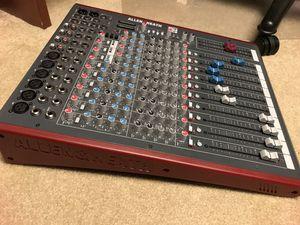 Allen & Heath ZED-14 14 channel mixer for Sale in Seattle, WA