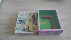 1940's Hangman Puzzle Game for Sale in Sunnyvale, CA