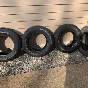 Goodyear Wrangler Tires for Sale in Cranford, NJ