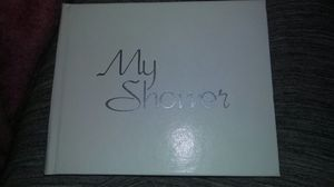 Baby shower guest book for Sale in Silver Spring, MD