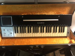 Vintage Casiotone Synthesizer! Works amazing! for Sale in San Diego, CA