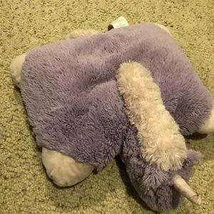 Purple Unicorn Pillow Pet for Sale in St. Louis, MO