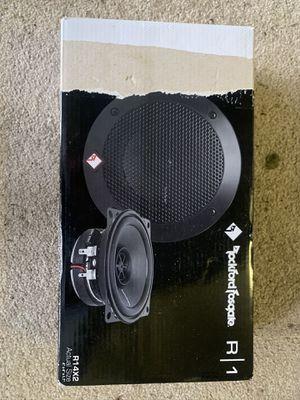 Rockford Fosgate car speakers for Sale in Kirkland, WA