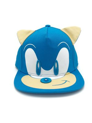 Brand NEW! SOnic The Hedgehog Novelty Snapback Kids/Youth Hat/Cap For Everyday Use/Traveling/Outdoors/Parties/Gaming/Toys/Birthday Gifts for Sale in Carson, CA