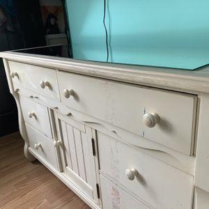 Vignette Cream White Dresser for Sale in Marietta, GA