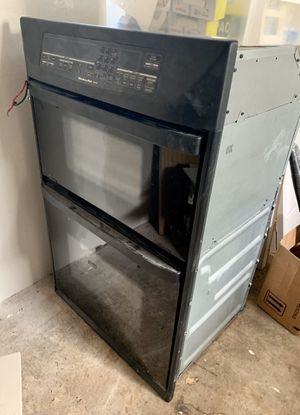 Wall oven and microwave for Sale in Fort Lauderdale, FL