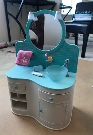 American Girl Doll Bathroom Set for Sale in Murfreesboro, TN