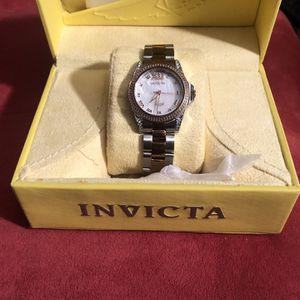 Invicta Diamond Watch (women's ) for Sale in Elkridge, MD
