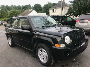 09 Jeep Patriot 4 x 4 for Sale in Baltimore, MD