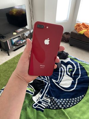 Apple IPhone 8Plus 64GB (Product) Red for Sale in Long Beach, CA