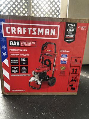 Craftsman Pressure Washer for Sale in Celebration, FL