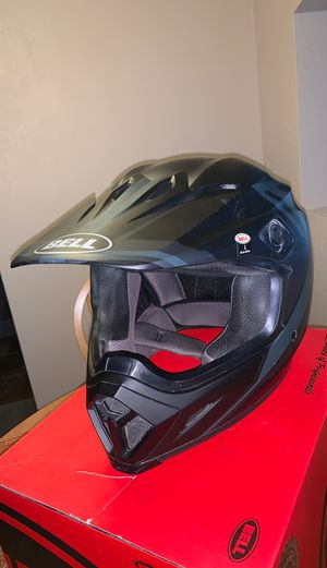 Bell MX-9 Helmet / Matte Black ( Size L ) for Sale in Scottsdale, AZ
