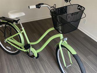 Aluminum Del Rey 3-Speed Beach Cruiser Lime Green for Sale in Falls Church,  VA