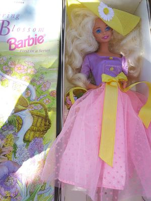 Spring blossom barbie,special edition,collectors item. for Sale in Chandler, AZ