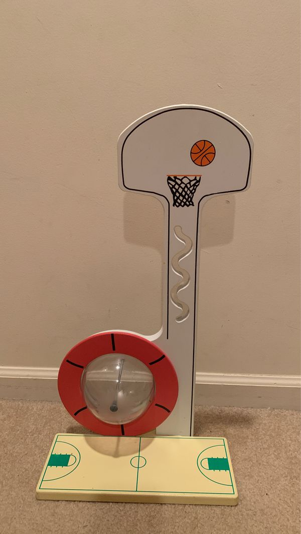 Basketball piggybank