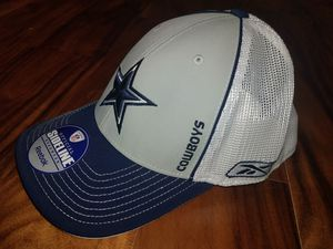 Brand New Reebok Official NFL Dallas Cowboys OSFA Baseball Hat for Sale in Tampa, FL