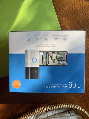 Brand new never used Ring Doorbell 3 pro for Sale in Portland, OR