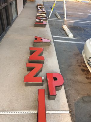 Led channel letters for Sale in Riverside, CA