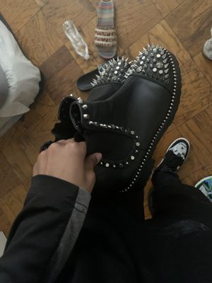 Black ankle booties for Sale in Washington, DC