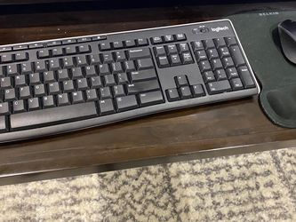 Logitech Keyboard And Mouse Combo for Sale in Alexandria,  VA