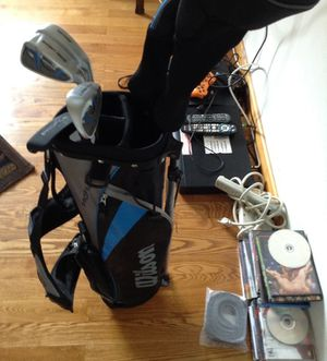 Brand new Wilson's Golf clubs junior clubs for Sale in Philadelphia, PA
