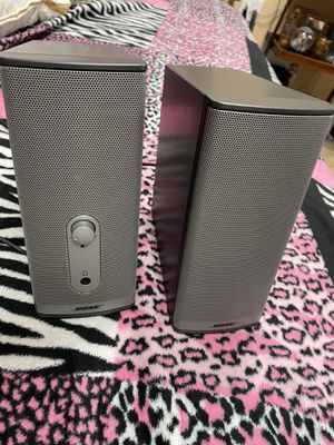 Bose Companion 2 Series II USED multimedia speaker system for Sale in Los Angeles, CA