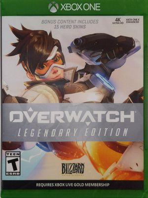 Overwatch Legendary Edition Xbox One for Sale in Miami, FL