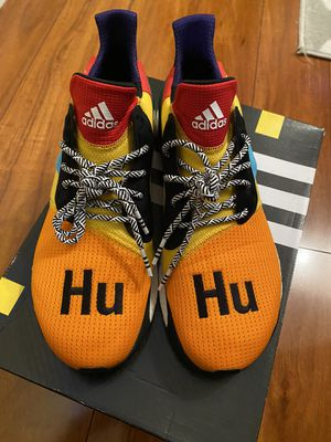 adidas Solar Hu Glide Pharrell Multi-Color (size 13) for Sale in Rockville, MD