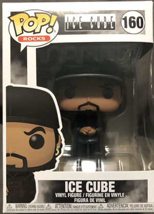 Funko Pop #160 Ice Cube Box Is In Perfect Condition!!! for Sale in Houston, TX