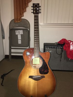 Yamaha FSX800C (with electronics) for Sale in Renton, WA
