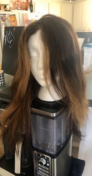 Human hair wig for Sale in Lubbock, TX