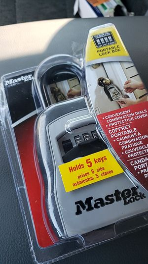 Brand new - masterlock safe space for Sale in Peoria, AZ