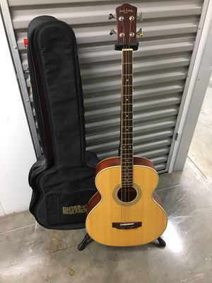 Carlo Robelli SB100E Acoustic Bass Guitar for Sale in Miami, FL