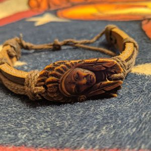 Native American Leather Bracelet for Sale in Portland, OR