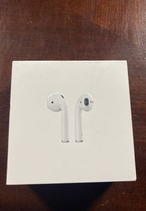 Apple AirPods with charging case for Sale in Anaheim, CA