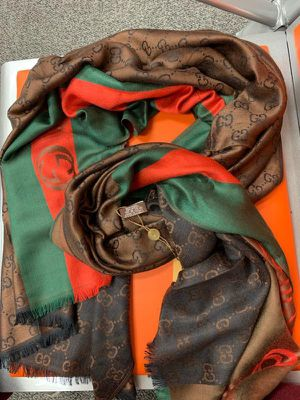 Scarf/ Shawl Gucc so Beautiful , like new! for Sale in Beaverton, OR