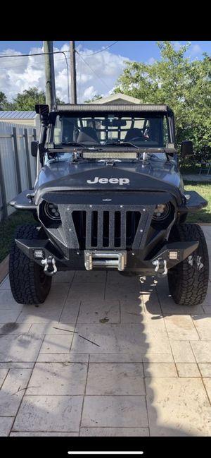 1999 jeep tj for Sale in Carol City, FL