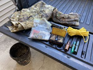 Lot of Duck Hunting Supplies for Sale in Slidell, LA