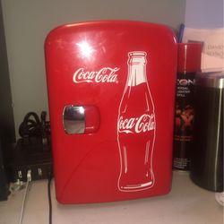 Mini Coca Cola Fridge for Sale in Plymouth,  NH