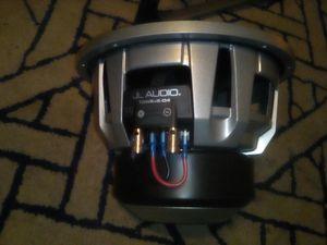 JL audio w6 for Sale in Lodi, CA