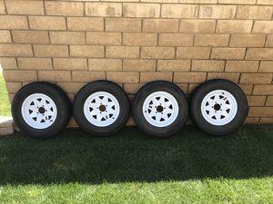 Trailer Tires for Sale in Santa Clarita, CA