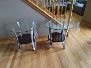 End Tables (2) for Sale in Burbank, IL