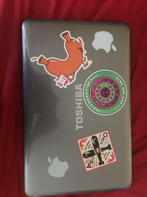 17in Toshiba laptop for Sale in South Euclid, OH
